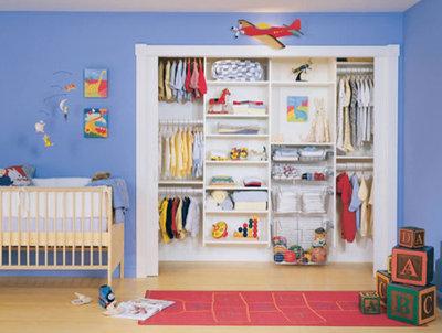 Organize A Kids 39 Closet Lickety Split