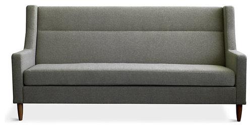 modern loft apartment design. Black Bedroom Furniture Sets. Home Design Ideas