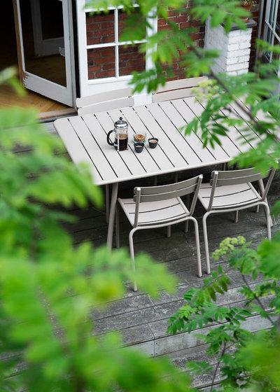 Udendørs: Hvordan skaber man et samlingspunkt til familien med træ?