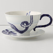 From the Deep Cup & Saucer