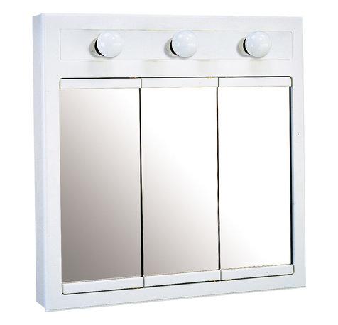Bathroom Mirror Cabinet Medicine Cabinets | Houzz
