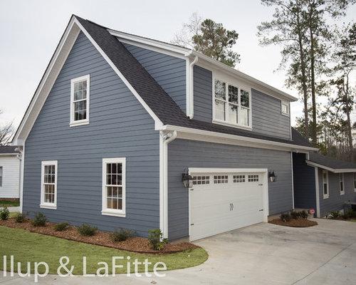 Cottage Style Garage Addition