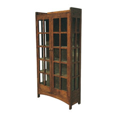 Craftsman China Cabinets & Hutches: Find Curio Cabinets and Kitchen ...