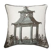 Garden Pavilion Pillow