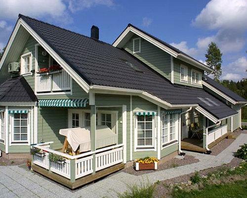 Casas de madera nordicas - Casas prefabricadas nordicas ...