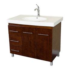 L Shaped Bathroom Vanities | Houzz