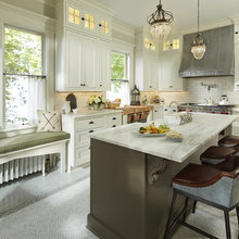 Two Tone Kitchen Design Ideas