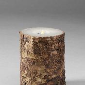 Birch Bark Candles