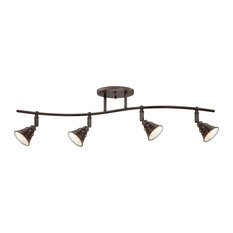 quoizel quoizel eve1404pn eastvale ceiling track light the