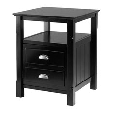 Wrought Iron Nightstands and Bedside Tables | Houzz
