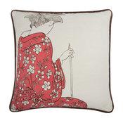 Yokohama Geisha 16 Pillow