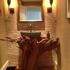 Shop Slab Tree Trunk Bathroom Vanities On Houzz