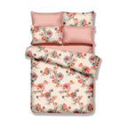 Romantic Floral Scarf Duvet Eclectic Duvet Covers And