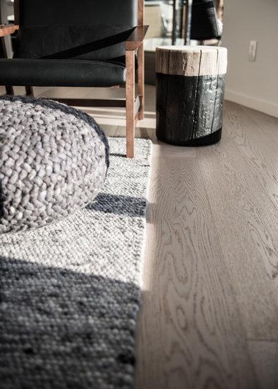 Houzz tips: fra skoven til hjemmet   lav dit eget bord af træ