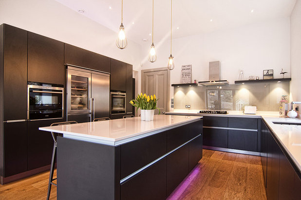 Contemporary  by Kitchens International