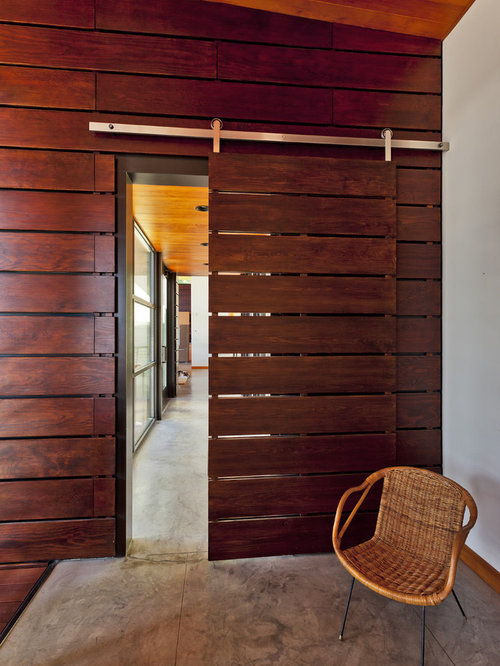 Modern Barn Doors Home Design Ideas Pictures Remodel And