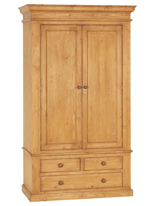 Chambre - Armoire penderie 1 porte ...