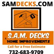 SAM Decks & Home Improvements's photo