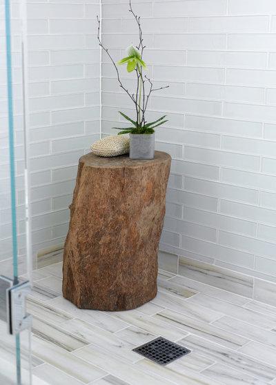Modern Bathroom by Beth Kooby Design