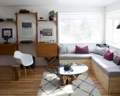Rug Under Coffee Table Home Design Ideas Pictures