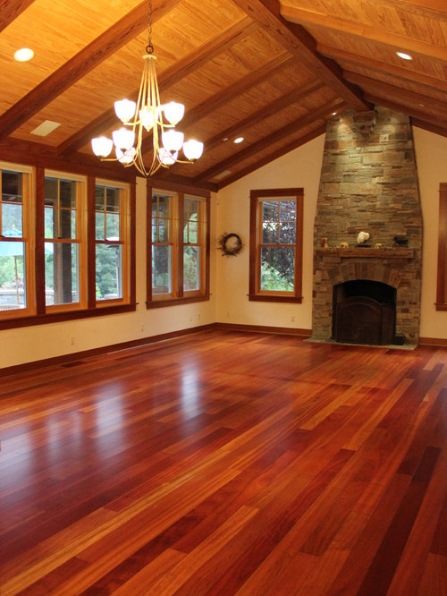 Cherry Hardwood Flooring Home Design Ideas Pictures