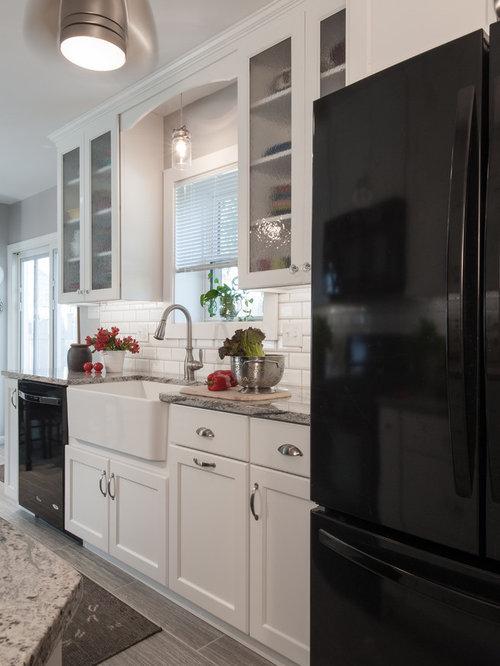 St Louis Kitchen Design Ideas Renovations Photos With No Island