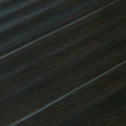 distressed hand scraped 9 16 engineered strand woven bamboo flooring