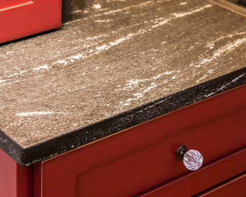 Leathered Granite Countertop Home Design Ideas Pictures
