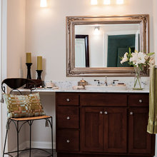 2018 Bathroom Decor Styles