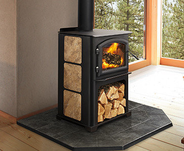 Quadra Fire 3100 Limited Edition Wood Stove