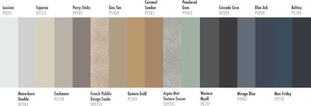 Colour forecast key trends for 2015 - Dulux exterior masonry paint colours concept ...