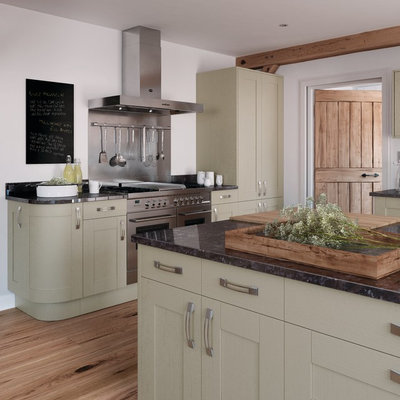 Transitional Rendering by Masterclass Kitchens