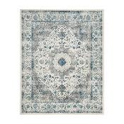 Safavieh Evoke Woven Rug, Gray/Ivory, 10'x14'