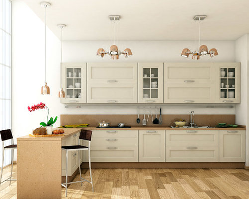 Muebles de cocina estilo n rdico - Estilo de cocinas ...