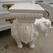 Elephant Garden Seat by Circa Who