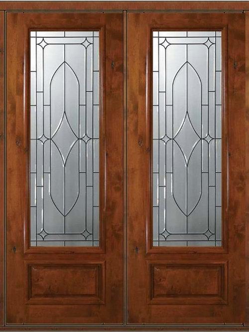 3 4 Lite Entry Doors