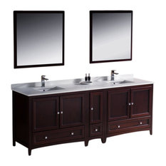 84 Inch Double Sink Bathroom Vanities Houzz