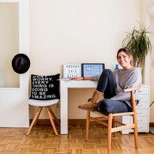 En casa de... Sandra de Benito: Bloguera de 'Boho Chic Style'