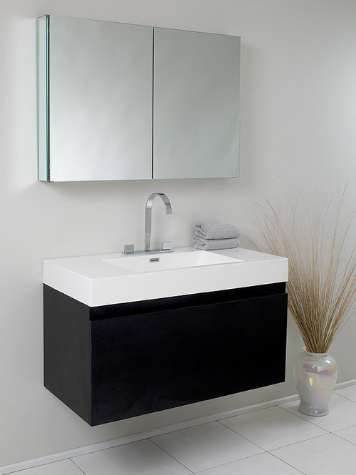 ... cabinet that can be either wall mounted or recessed into a wall