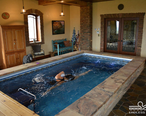 original indoor endless pool products
