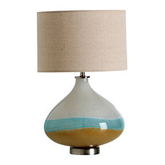 table lamps with an on off switch houzz. Black Bedroom Furniture Sets. Home Design Ideas