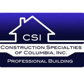 Construction Specialties of Columbia's photo