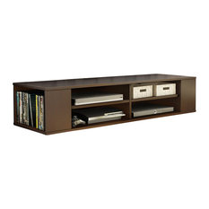 South Shore - South Shore City Life Wall Mounted Media Console in ...
