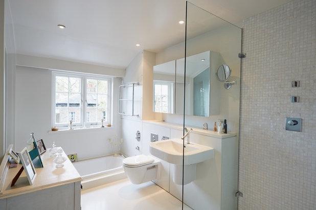 Traditional Bathroom by Landmark Lofts