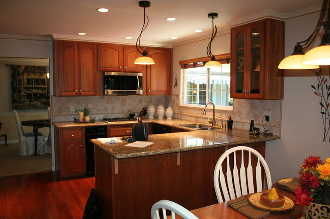 Traditional by Kitchens of Diablo