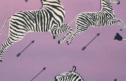 Aphrodite & Evening Zebra Wallpaper
