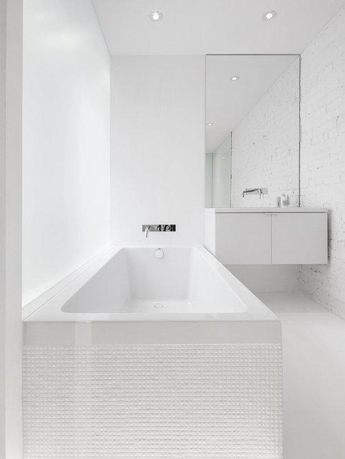 Industrial badezimmer mit eckbadewanne ideen f r die for Badezimmer ideen mit eckbadewanne