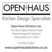 OpenHaus Kitchens (Sussex, Nr. Horsham)'s photo