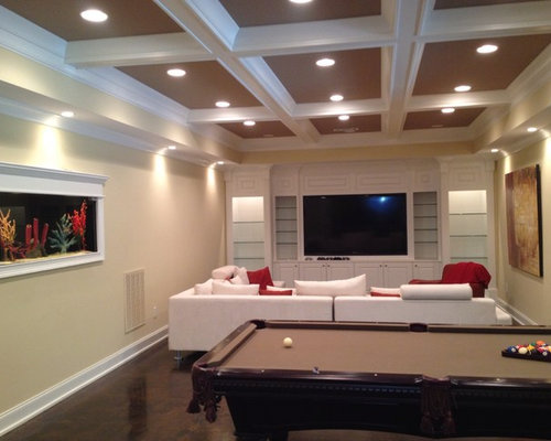 Basement Rec Room Home Design Ideas Pictures Remodel And Decor