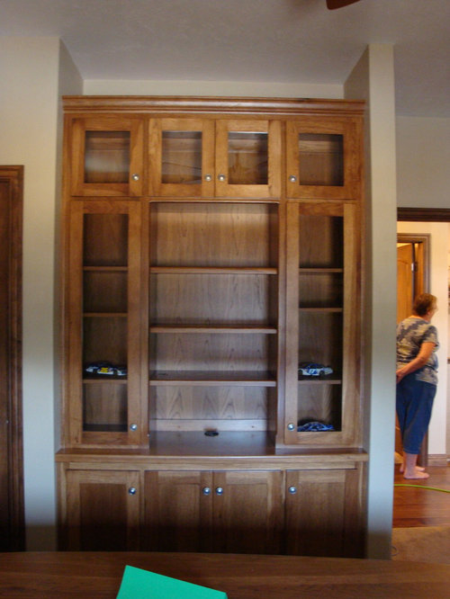 Hickory Cabinets Home Design Ideas, Pictures, Remodel and Decor
